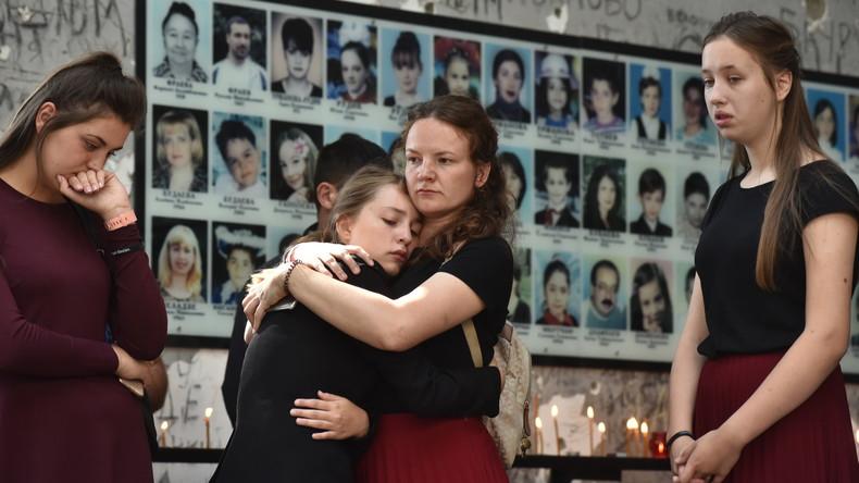 15 Jahre nach Tragödie von Beslan: Angehörige gedenken der 334 Opfer