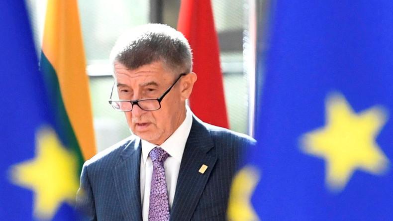 EU-Fördermittel in Millionenhöhe: Staatsanwalt stellt Ermittlungen gegen tschechischen Premier ein