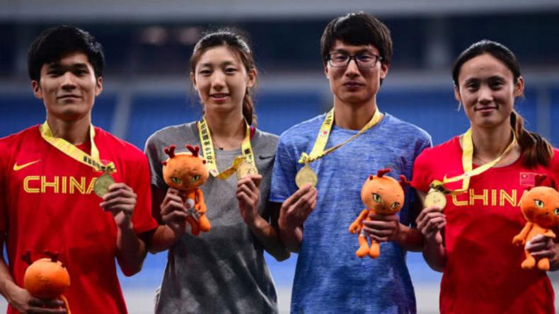 Frau oder Mann? Debatte um Geschlecht von Medaillengewinnerinnen entzweit China