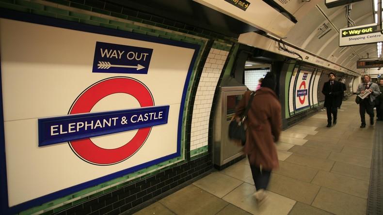 Nach erneutem Übergriff in U-Bahn: London im Kampf gegen zunehmende Messergewalt
