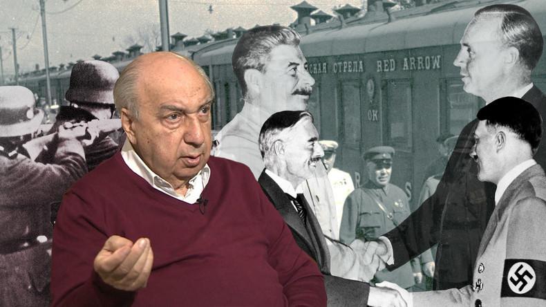 Die Rolle Polens war zwiespältig: Alexander Tschubarjan über den Beginn des Zweiten Weltkrieges