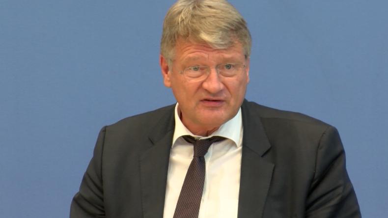 """AfD-Parteichef: """"Ost-Deutschland ist Hell-Deutschland – die sind ziemlich helle dort und sensibler"""""""