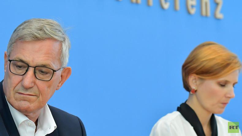 """Linke-Führung und Spitzenkandidaten zu verlorenen Landtagswahlen: """"Darauf habe ich keine Antwort"""""""