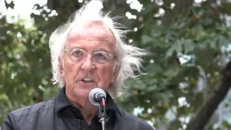 Must see: John Pilger mit Warnung von Julian Assange aus dem Gefängnis