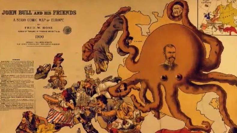 """""""Russische Einmischung"""" – Ein uraltes Phänomen! (Video)"""
