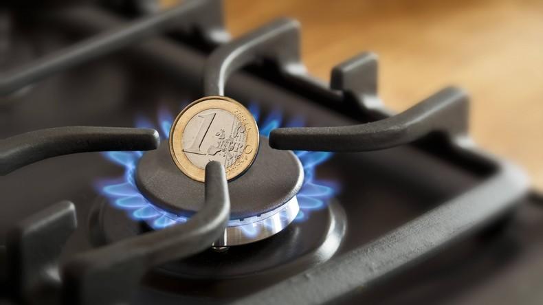 Erdgaspreise in Europa auf Zehn-Jahrestief dank Konkurrenz zwischen USA und Russland