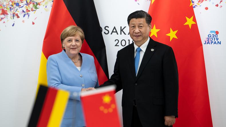 Angela Merkel in China: Was auf dem Spiel steht