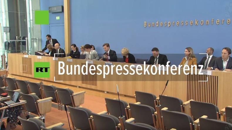 BPK: Bundesregierung hat kein Interesse an Streichung der Feindstaatenklausel aus UN-Charta