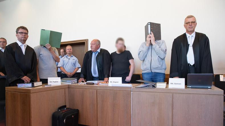 Urteil im Lügde-Prozess: Hohe Haftstrafen und Sicherheitsverwahrung für Haupttäter