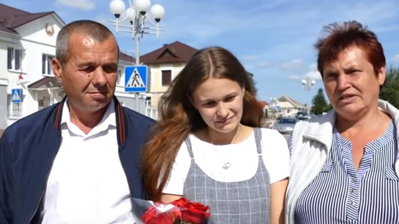 Vermisstes Mädchen nach 20 Jahren in Russland aufgetaucht