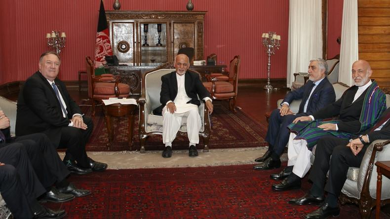 US-Außenminister Pompeo will Abkommen mit Taliban nicht unterzeichnen