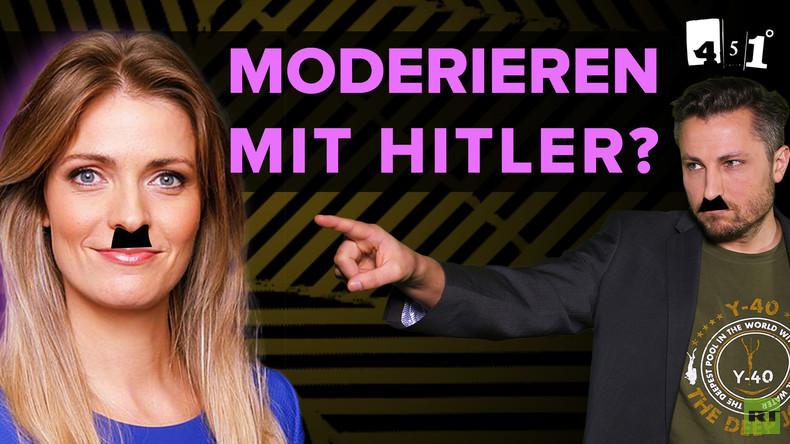 NAZIS im ÖRR? | MERKELS dunkle VERGANGENHEIT 2 | CSYOU Megafail | 451 Grad