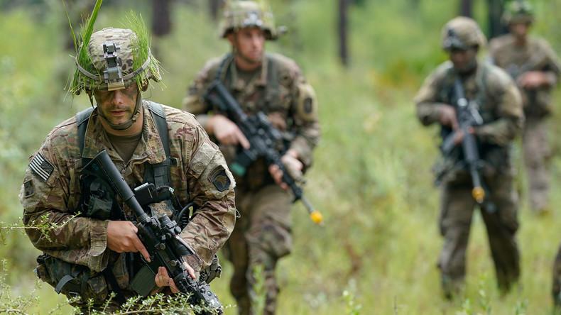 Pentagon: USA üben im Herbst Krieg gegen Russland und China