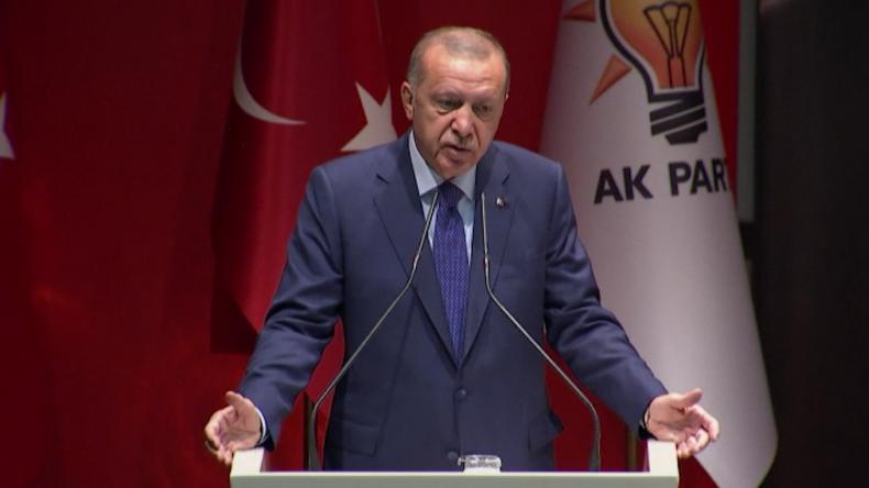 """Erdoğan droht Europa mit neuer Migrantenkrise: """"Dann werden wir die Tore in die EU öffnen"""""""