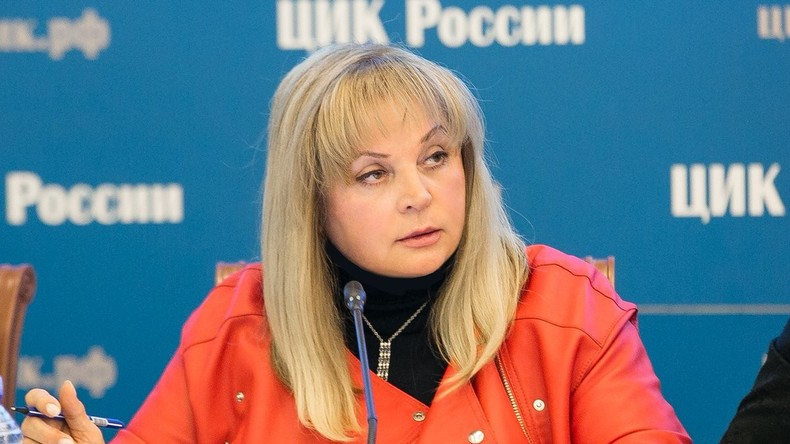 Russland: Maskierter Mann überfällt Wahlleiterin mit Elektroschocker