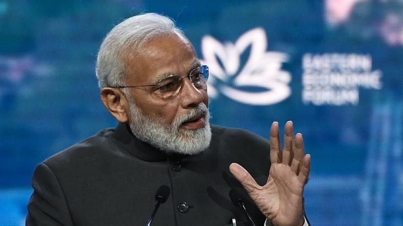 Indien bietet Kredite und Investitionen zur Entwicklung von Russlands Fernen Osten an