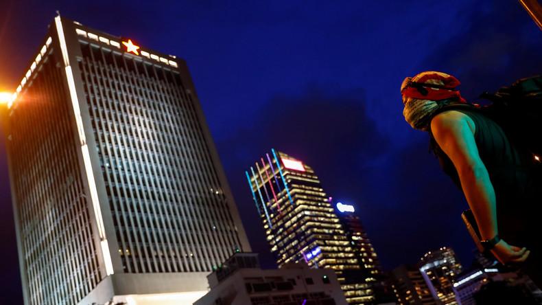 Hongkongs Kreditwürdigkeit sinkt aufgrund anhaltender Proteste