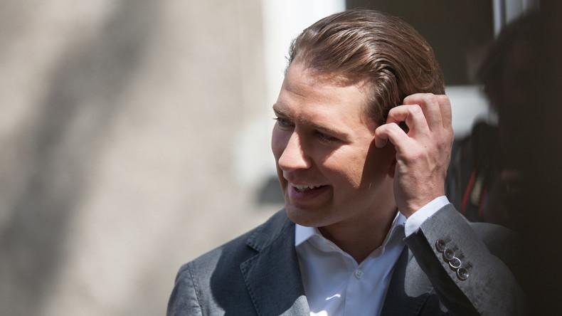 #50shadesofkurz: Internet lacht über Biographie von Österreichs Ex-Kanzler Sebastian Kurz