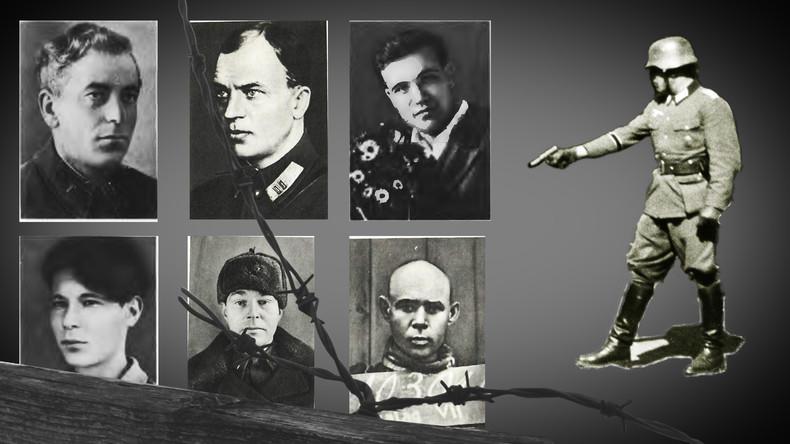 Vor 75 Jahren in Dachau ermordet: Mitglieder des sowjetischen Widerstands in Süddeutschland (Video)