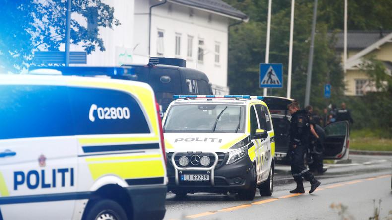 Norwegen warnt vor Gefahr rechter Terrorangriffe im kommenden Jahr