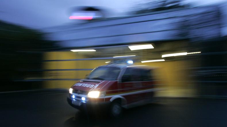 Schwerer Verkehrsunfall in Berlin: Vier Tote, darunter ein Kleinkind