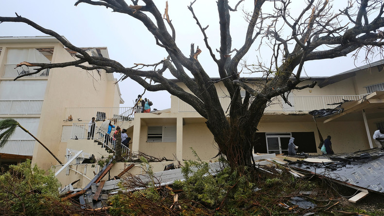 """Zahl der Toten nach Hurrikan auf Bahamas steigt auf über 40 – """"Dorian"""" zieht in Richtung Kanada"""