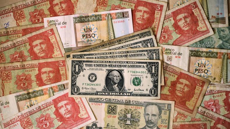 US-Druck auf Kuba steigt: Washington schränkt Geldüberweisungen nach Havanna ein