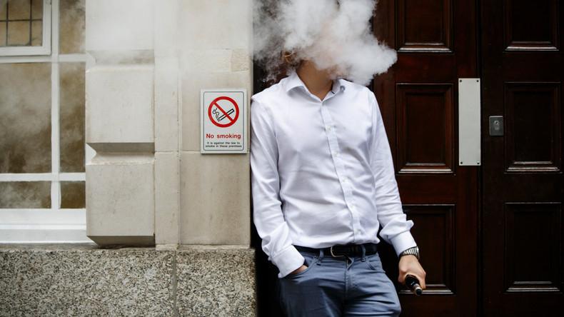 Vapen kann tödlich sein: Weitere Todesfälle nach E-Zigaretten-Gebrauch in den USA