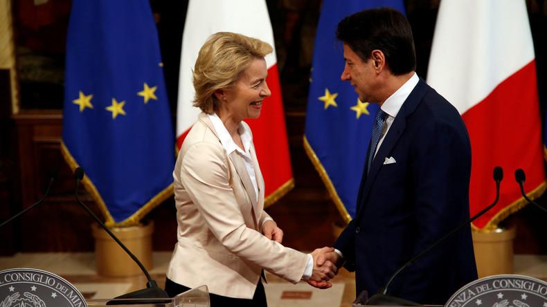 Italien nach der Regierungskrise: Die Pro-EU-Kräfte gewinnen Zeit