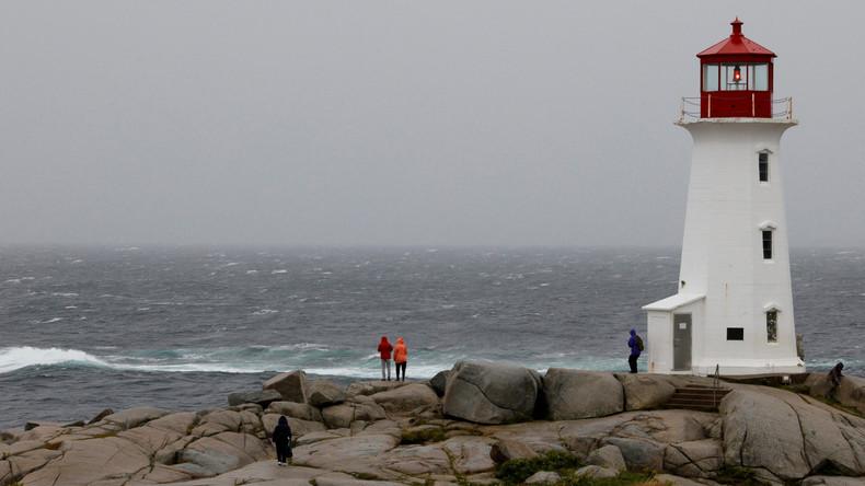 """""""Dorian"""" trifft auf kanadische Ostküste – Hunderttausende ohne Strom"""