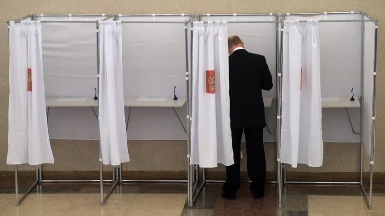 Regionalwahlen in Russland: Rund 56 Millionen Bürger wählen Gouverneure und Regionalparlamente