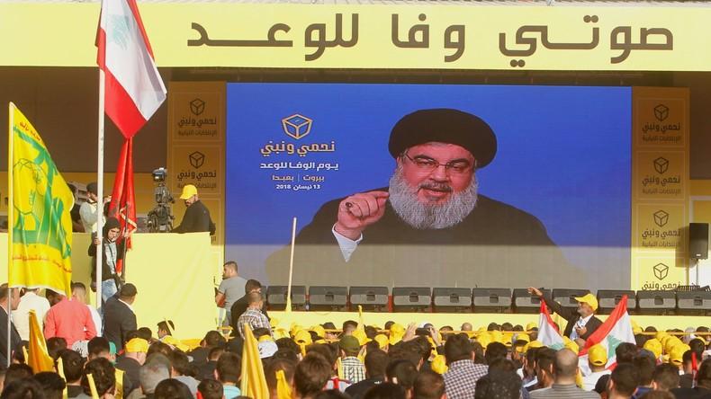 """Hisbollah schießt """"weitere israelische Drohne ab"""""""