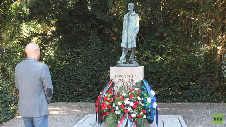 Russische Stiftung will mit Würdigung sowjetischer KZ-Untergrundkämpfer neue Akzente setzen