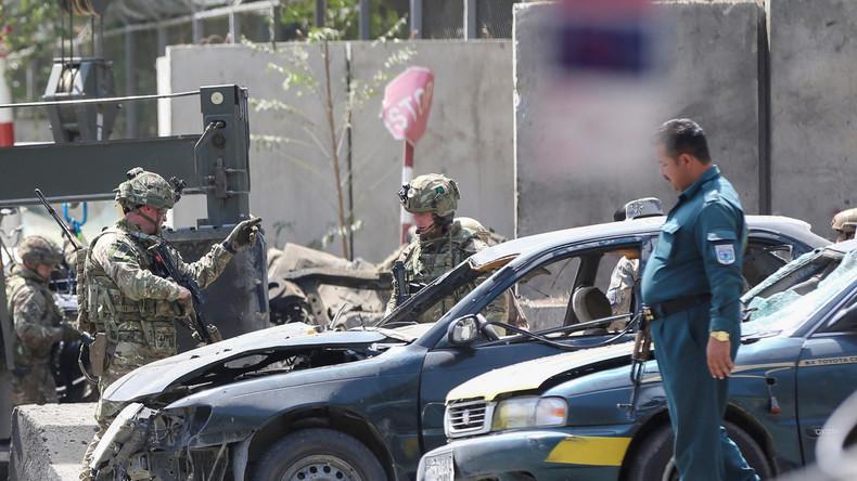 Nach verheerendem Anschlag: Bundespolizei und Entwicklungshelfer verlassen Green Village in Kabul