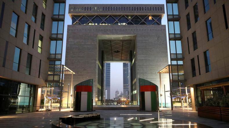 Dubais Stern nach geopolitischen Abenteuern am Fallen