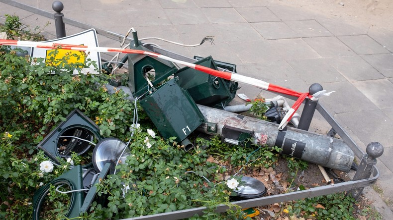 Berichte: Berliner SUV-Fahrer soll epileptischen Anfall gehabt haben