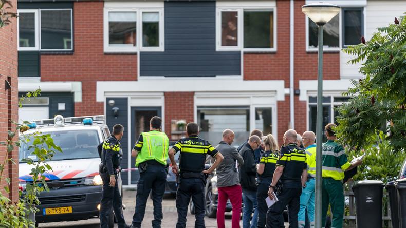 Schüsse in der niederländischen Stadt Dordrecht