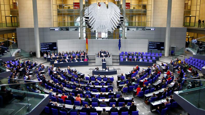 LIVE: 110. Sitzung des Bundestages