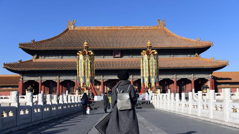 """Chinesische Wissenschaftler: Westliche Zivilisation ist """"Unterzivilisation"""" der chinesischen Kultur"""