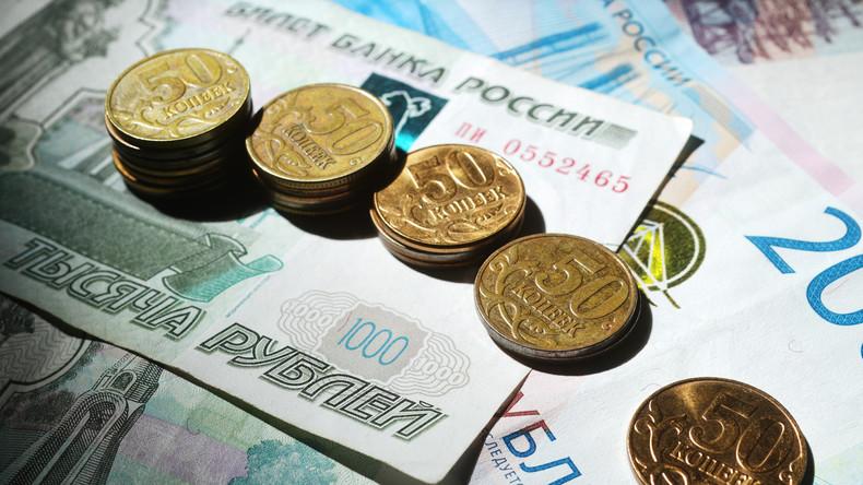 Trotz Sanktionen: Russlands Vermögenswerte übertreffen Staatsschulden