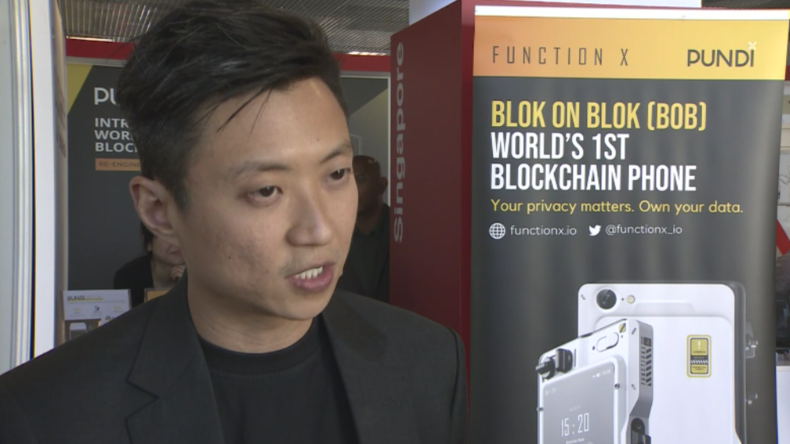 """IFA Berlin: Krypto-Startup stellt erstes """"echtes"""" Blockchain-Handy vor – """"So sind Daten sicher"""""""