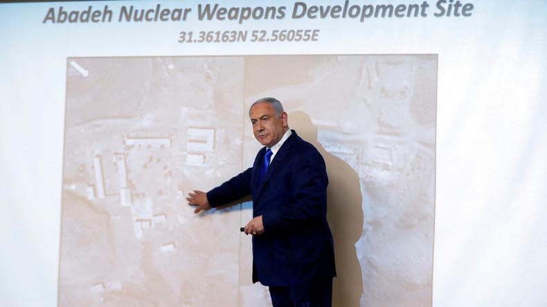 """Die """"Bibi-Show""""  und der böse Iran – Wahlen in Israel rücken näher (Video)"""