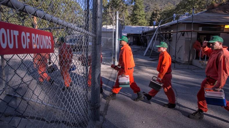 USA: Private Gefängnisse mit staatlich garantierter Mindestbelegung