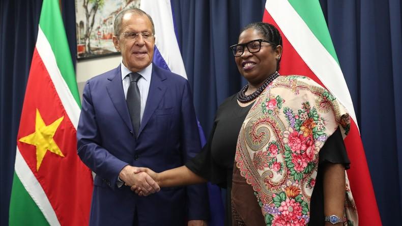 Russland will Zusammenarbeit mit den Staaten der Karibischen Gemeinschaft ausbauen
