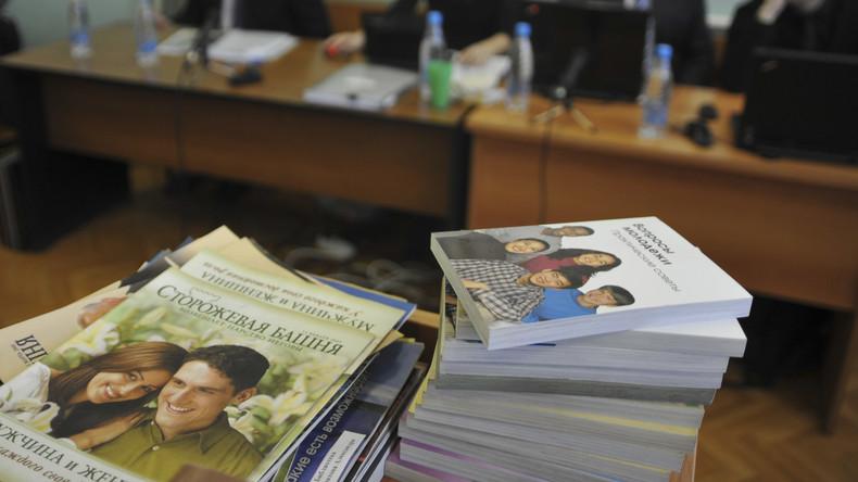 Diplomatischer Schlagabtausch und Sanktionen zwischen USA und Russland wegen Zeugen Jehovas