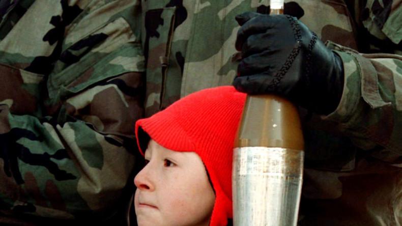 Panik an schwedischer Schule: Kind brachte Granate mit, um Freunde zu beeindrucken