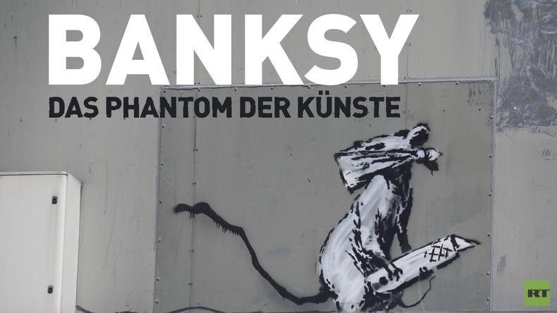 Banksy – Das Phantom der Künste