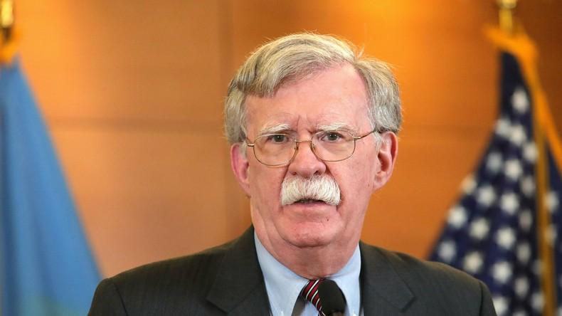 USA: Medien und Demokraten bedauern Bolton-Abgang