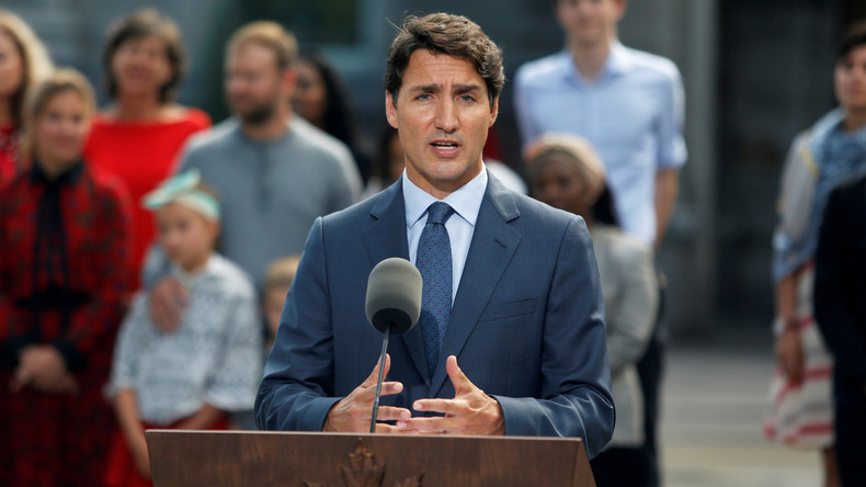 Kanada: Premier Trudeau löst Parlament auf - Wahl am 21. Oktober
