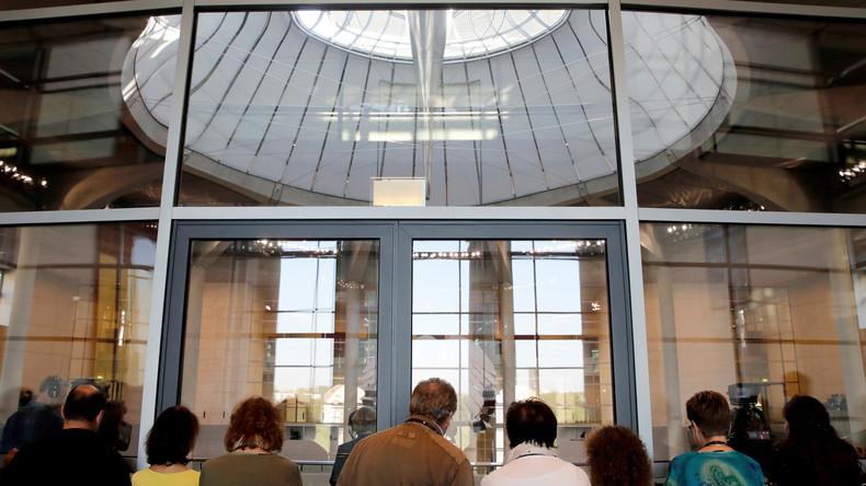 LIVE: 112. Sitzung des Bundestages